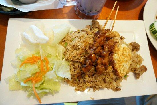 Simpang Asia: Nasi Goreng