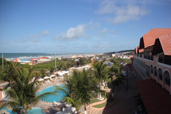 Hotel Prive do Atalaia : Vista de cima do hotel