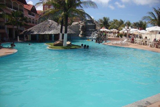 Hotel Prive do Atalaia : Area de piscina