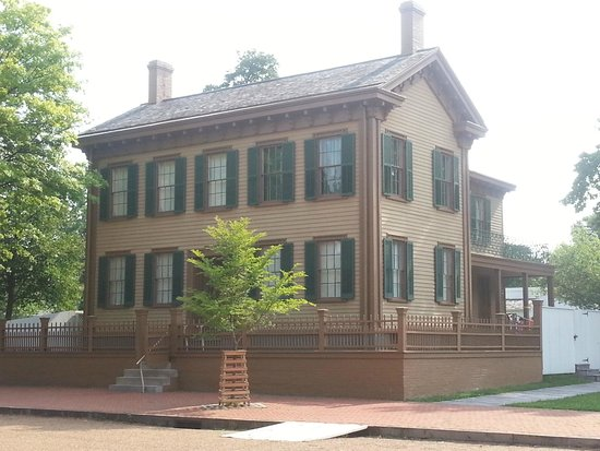 Lincoln Home National Historic Site : Lincoln Home