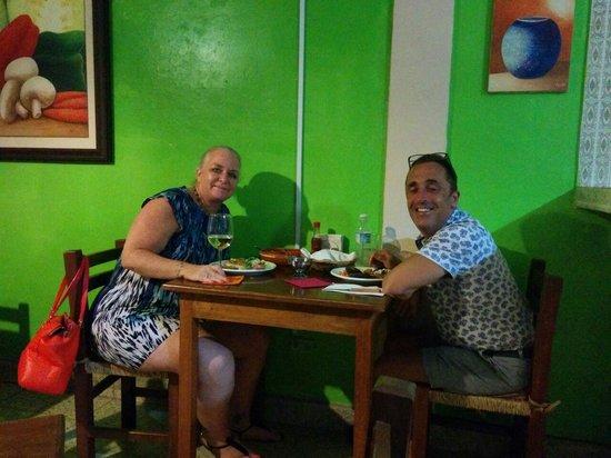 Chenandos Restaurant: ;)