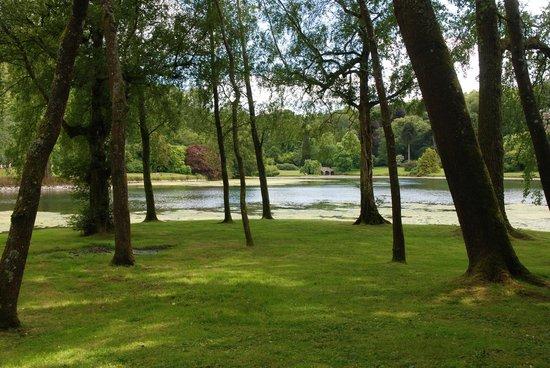 Stourhead House and Garden: Heaven