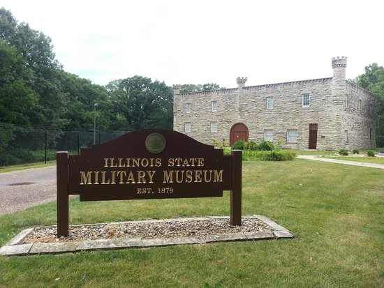 Illinois State Military Museum : Museum
