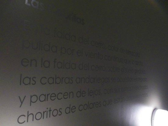 Hotel Posada Del Sol: frase en la habitacipn