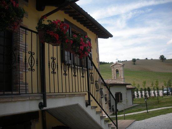 Agriturismo Borgo Umbro: appartamento +chiesetta