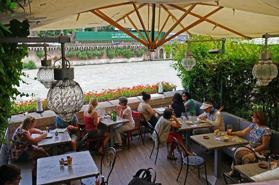 Good Food Photo De Terrazza Bar Al Ponte Vérone