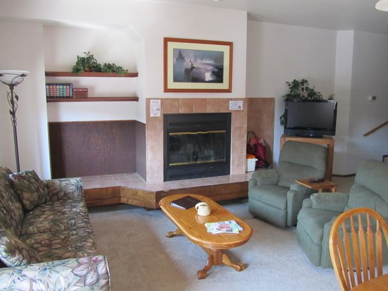 Pend Oreille Shores Resort: Nice room