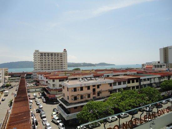 Horizon Hotel: Vista da piscina