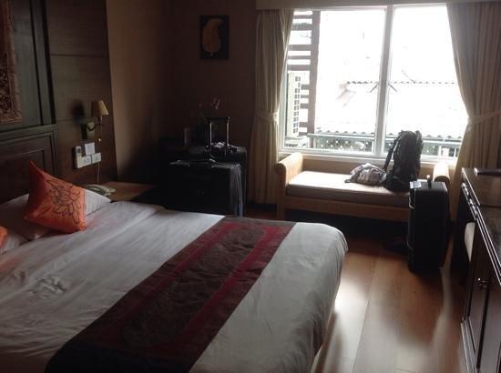 Baan Sukhumvit Inn Soi 18 : Bedroom 5th floor