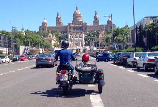 BrightSide: Barcelona Tour