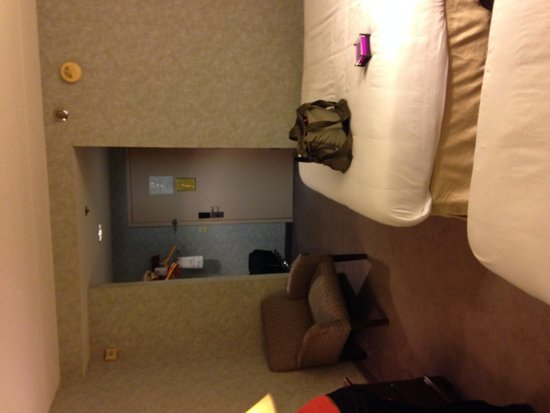 Ramada Amherst/Getzville Hotel and Conference Center : This is room 123