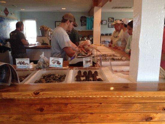 Daniels' Whalebone Seafood Market : Whalebone Seafood Market