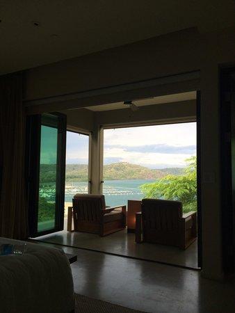 Andaz Peninsula Papagayo Resort : View from room