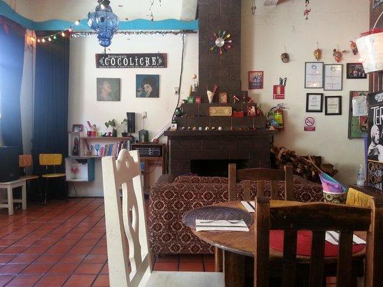 Cocoliche San Cristobal: cocoliche
