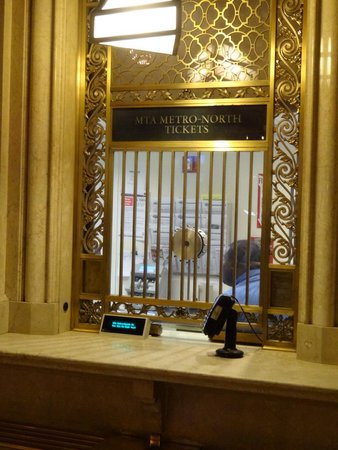 Grand Central Terminal: そのまま現代に!