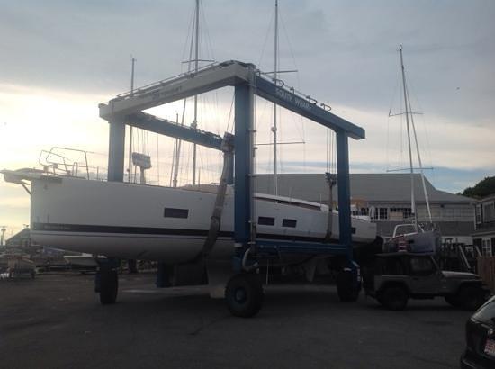 Sail Loft: Boat Moving!