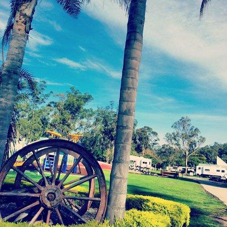 Eden Gateway Holiday Park: Entrance