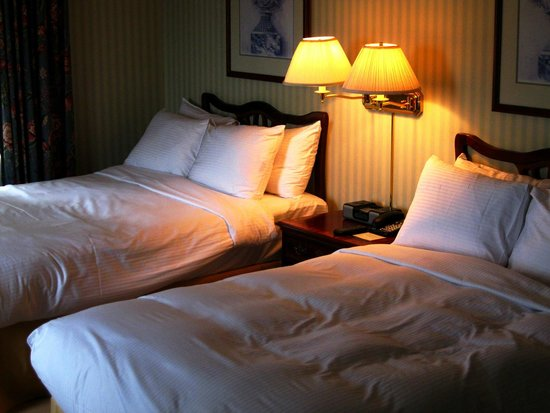 The Omni King Edward Hotel : Room
