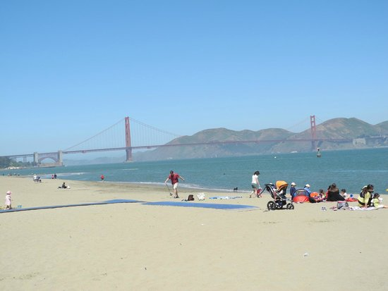 Crissy Field : moments later