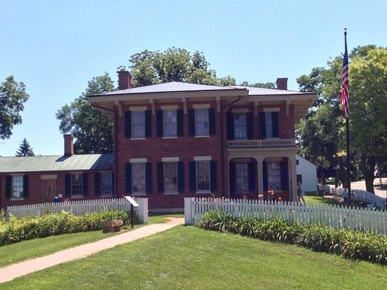 Ulysses S. Grant Home: Grant Home