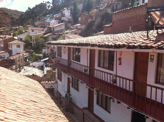 Samay Wasi Youth Hostels Cusco: Samai wasi cusco