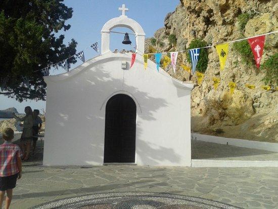Agios Pavlos Beach (Saint Paul): St. Paul's