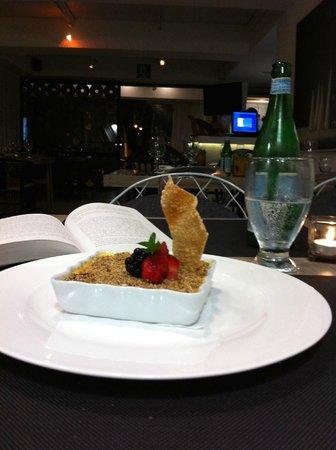 Camarones con anacates en crema de coco picture of for Cocina de autor