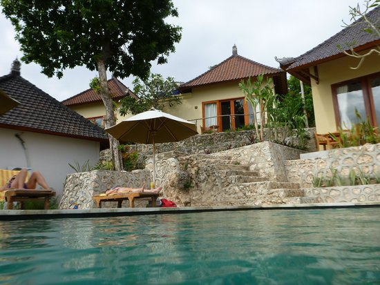 Lembongan Cliff Villas: Top Tier