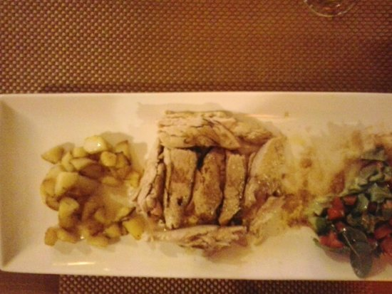 Gastronomia El Buzo: Filete ladrillo 1