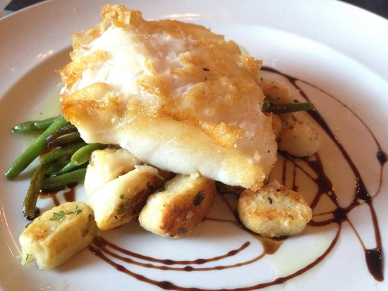 J. Corks: Chilean Sea Bass