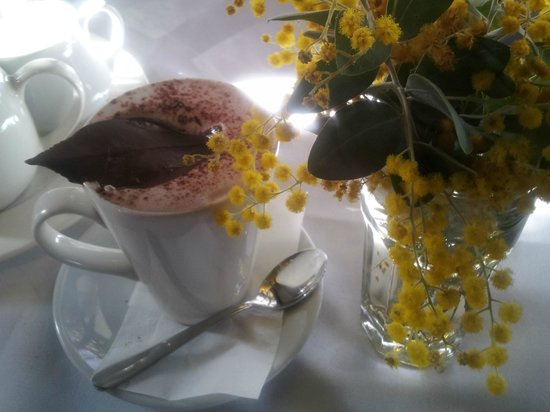 The Magpie Cafe: Hot Chocolate