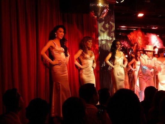 Calypso Cabaret: Ladyboy's