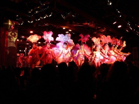 Calypso Cabaret: The show