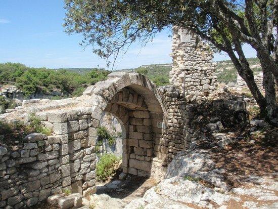 Fort de Buoux (Citadelle du Luberon) : Fort de Buoux