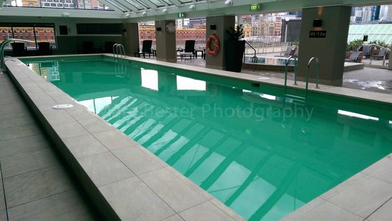 The Langham, Melbourne: Pool