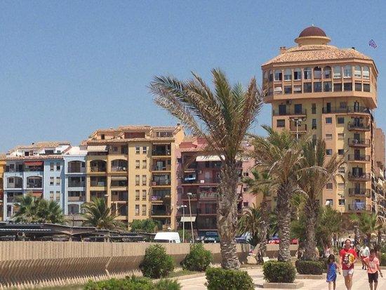 Port Saplaya : Zona residencial