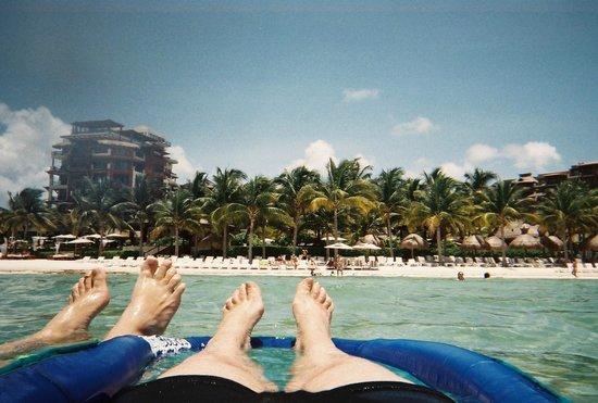 Villa del Palmar Cancun Beach Resort & Spa : One of my favorite views.