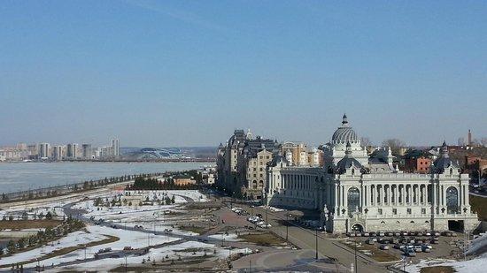Agricultural Palace: Palacio da Agricultura de Kazan, Russia