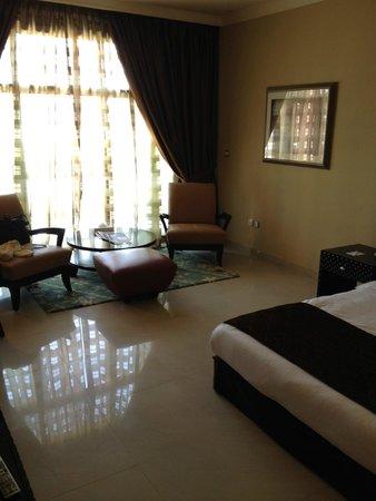 Oryx Hotel : Oryx bedroom