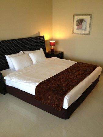 Oryx Hotel: Oryx bedroom