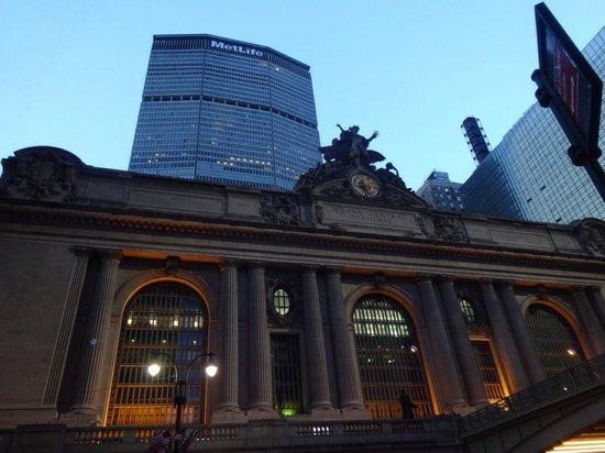 Grand Central Terminal: 外観