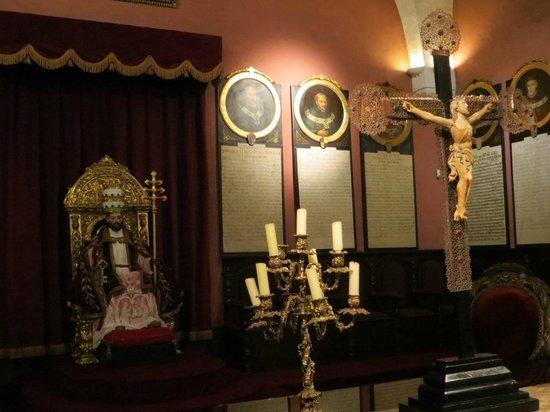 Cathedral of Lima: Exposición