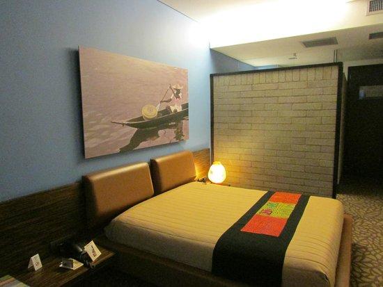 Diez Hotel Categoria Colombia: habitación