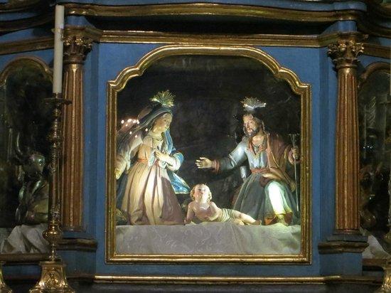 Cathedral of Lima: Detalles de la Catedral
