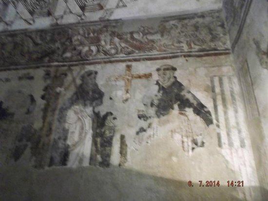 Ex Convento Dominico de la Natividad: Grabados rescatados del ex convento
