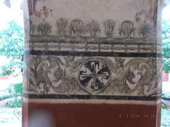 Ex Convento Dominico de la Natividad: Gracas dentro del ex convento