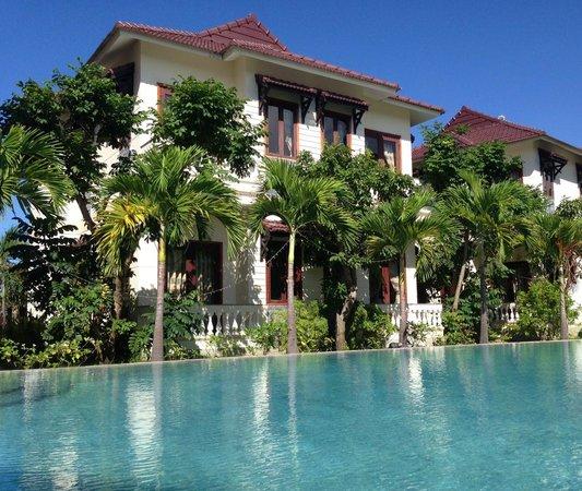 Hoi An Green Field Villas: view