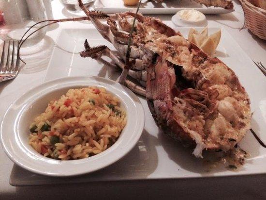 Bistrot Caraibes : Yum! Yum!