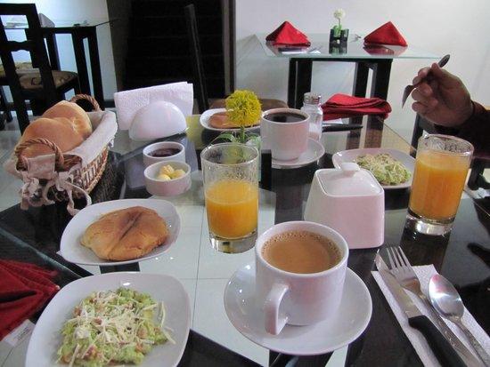 Wifala Hotel Tematico: Desayuno
