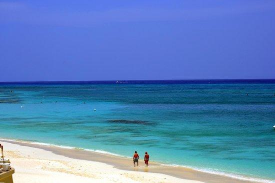 Cayman Reef Resort: Beach